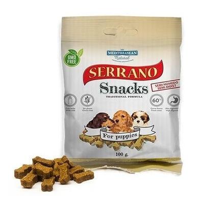 SERRANO Snack for Puppies 100 g