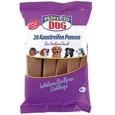 Perfecto Dog mas.plátky s hov. bachorem 10ks/200 g - 1
